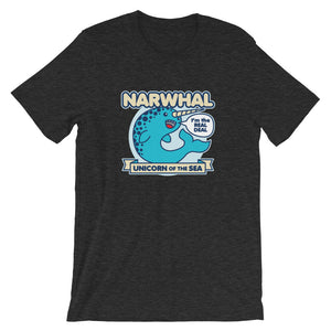 Narwhal Unicorn of the Sea Shirt