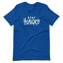 Load image into Gallery viewer, Stay Hungry Graffiti Motivational Shirt