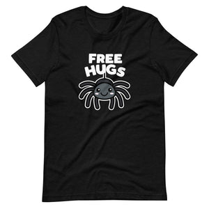 Free Hugs Kawaii Spider T-Shirt