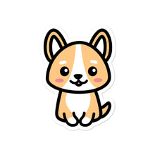 Load image into Gallery viewer, Cute Kawaii Corgi Dog Lovers Stickers