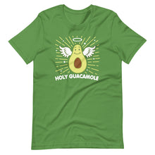 Load image into Gallery viewer, Holy Guacamole Angel Avocado Shirt