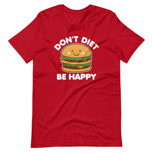 Don't Diet Be Happy