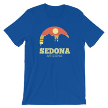Load image into Gallery viewer, Sedona Arizona Vintage Sunset Outdoors T-Shirt