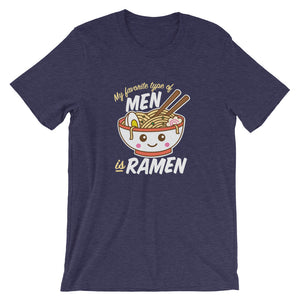My Favorite Type of Men is Ramen Shirt