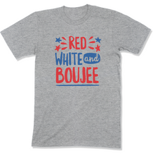 Load image into Gallery viewer, Red White and Boujee