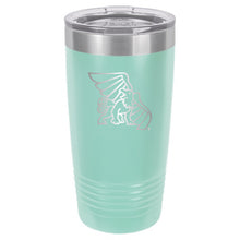 Load image into Gallery viewer, 20 oz. Missouri Western Tumbler