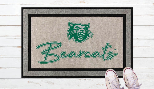 Bearcats Door Mat