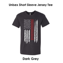 Load image into Gallery viewer, Railroad American Flag Tee