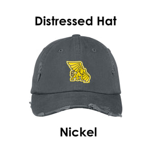 Missouri Western State University Distressed Hat