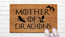 Load image into Gallery viewer, Mother of Dragons Door Mat