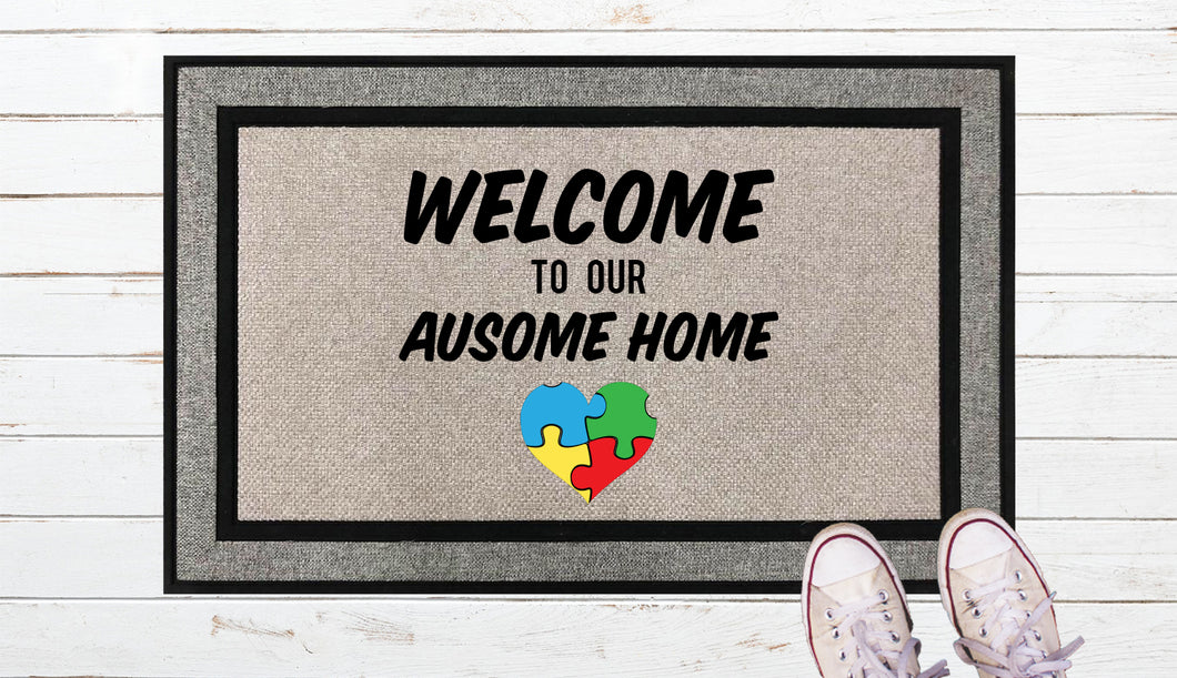 Welcome to our Ausome Home
