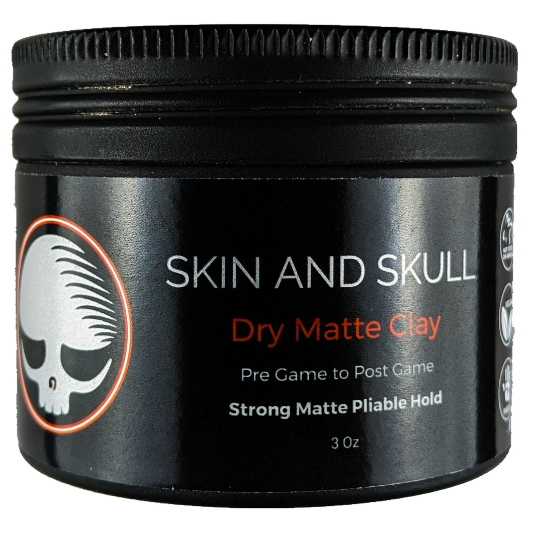 Dry Matte Clay - Skin and Skull