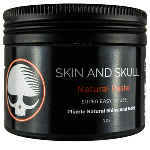Natural Paste - Skin and Skull