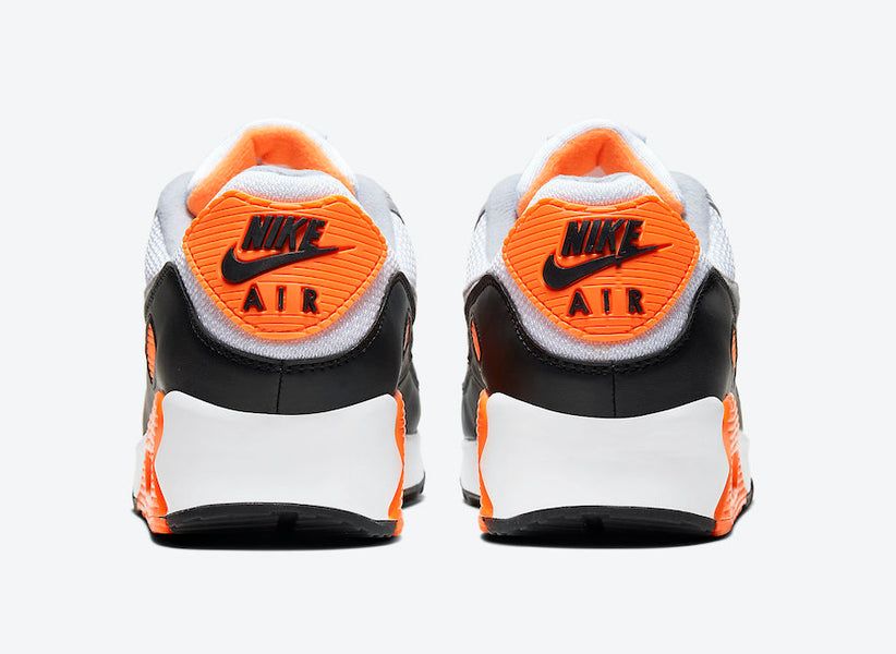 "NIKE AIR MAX 90 ""TOTAL ORANGE"" SNEAKERS"