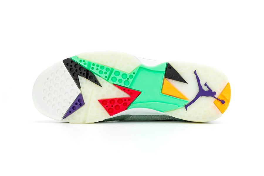 "Air Jordan 7 ""HARE 2.0"" Sneakers"