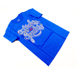 "Stacksandkicks Blue ""Elephant"" t-shirt"