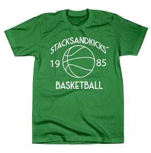 "*Stacksandkicks ""Basketball"" T-Shirt"