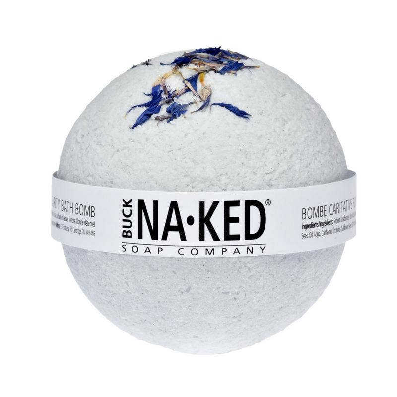 Indigo Bath Bomb - Buck Naked