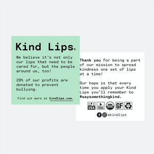 Kind Lips - Raspberry Lemonade Lip Balm