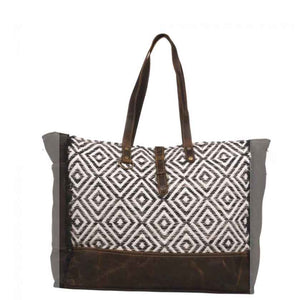DECENT BLEND WEEKENDER BAG - MYRA BAG
