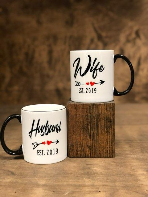 Custom Husband Established Mug