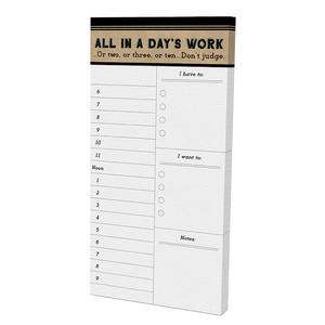 Magnetic List Pad(3 Options)