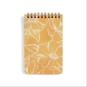 Golden Poppy Notebook-Small