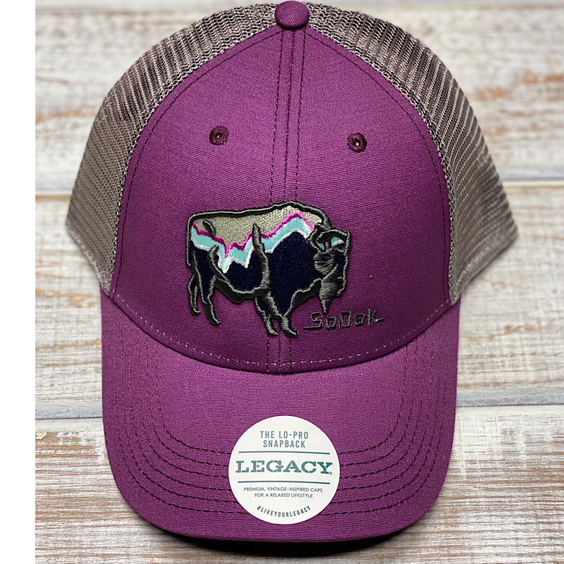 Sodak Hat-Purple
