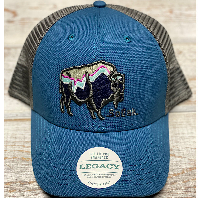 Sodak Hat-Teal
