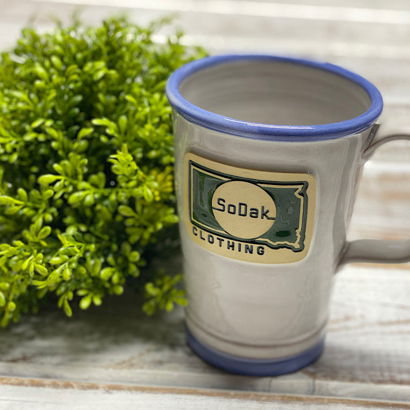 SODAK Mug-Sodak Clothing green