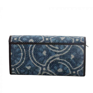 Myra Bag Indigo Leaf Wallet