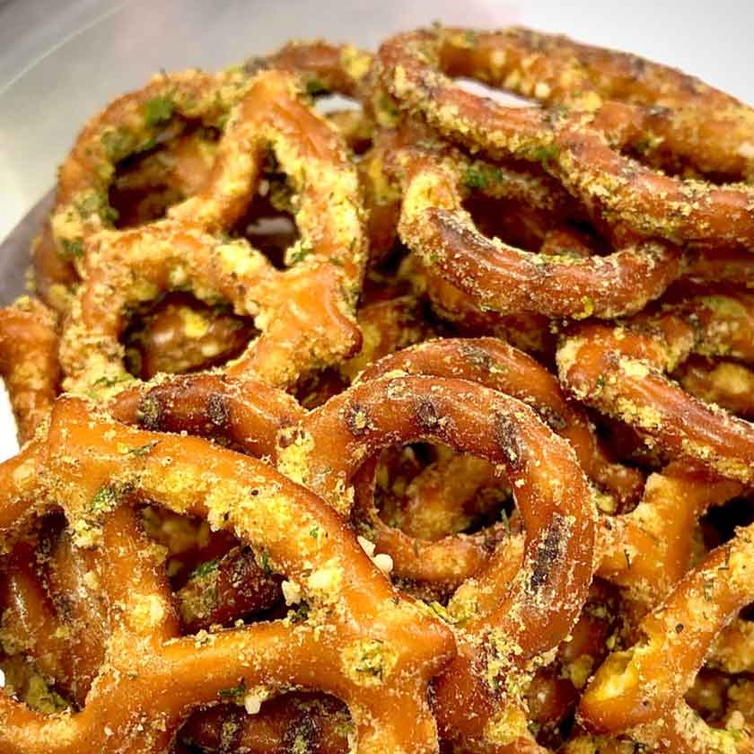 Kringles mild ghost ranch pretzels