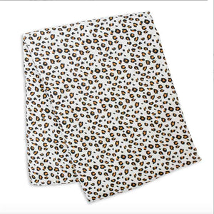 LLJ-BAMBOO-BLANKET-LEOPARD - MARY MEYER