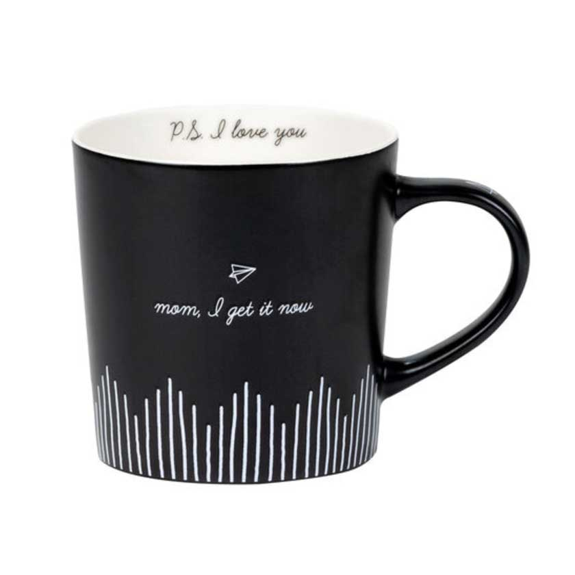 Mom, I Get It Now Mug - ABOUT FACE