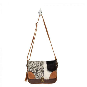 Myra Bag Rug and Hairon Messenger Bag