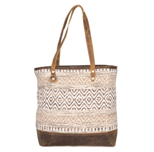 MYRA BAG - LIFETIME TREASURE TOTE BAG