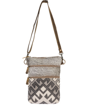 MYRA BAG - CLOUDY CANVAS SMALL & CROSSBODY BAG