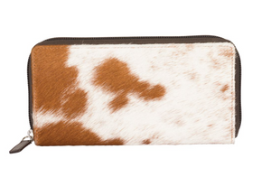 MYRA BAG - PRETTY PATCHES HAIRON WALLET