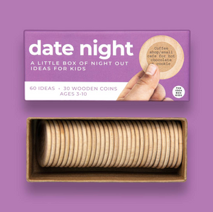 The Idea Box Kids - Date Night - Date Night Ideas with Kids