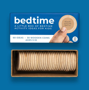 The Idea Box Kids - Bedtime - Quiet Bedtime Activities for Kids