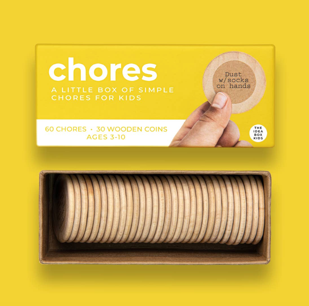 The Idea Box Kids - Chores - Simple Chores for Kids