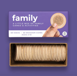 The Idea Box Kids - Family - Family Game Night Activities