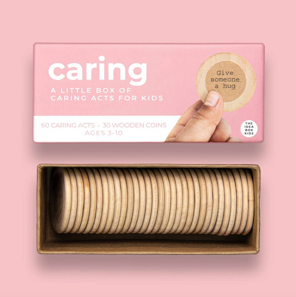 The Idea Box Kids - Caring - Acts of Kindness