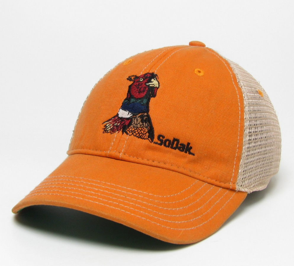 Sodak Hat-Orange Pheasant
