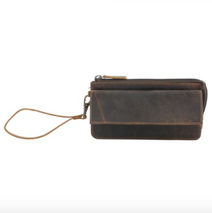 Myra Bag - PERFECT TAN LEATHER WALLET