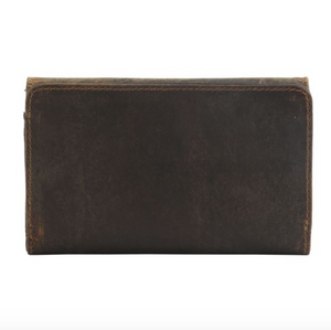 Myra Bag - DAWN TO DUSK LEATHER AND HAIRON WALLET