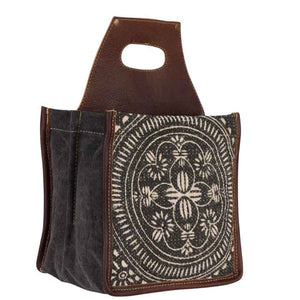 TRIPPY TAPISTRY 6 PACK CADDY - MYRA BAG