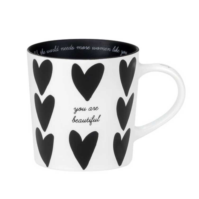 You Are Beautiful Mug - ABOUT FACE