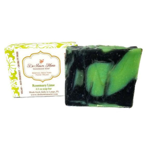 Rosemary Lime Soap - younosco