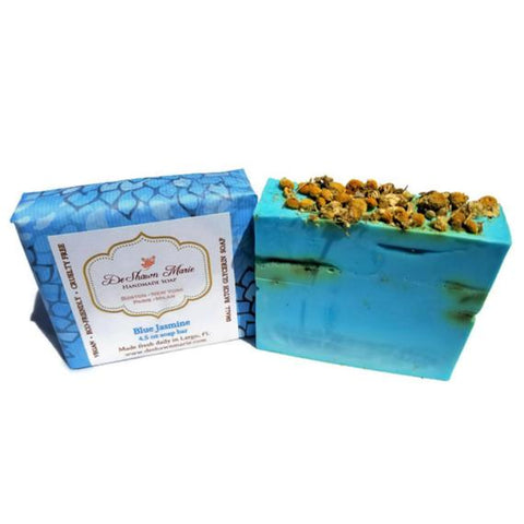 Blue Jasmine Soap - younosco